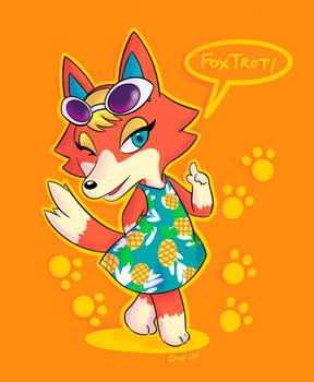 Foxtrot!