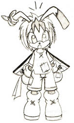 Little errand boy by SLiDER-chan