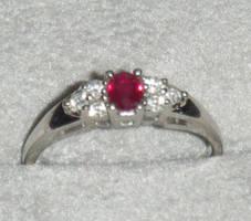 Ring: engage-wedd-valentine by Sirfy