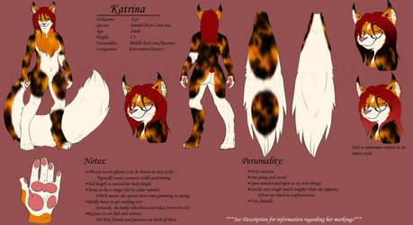 Katrina Reference Sheet