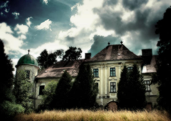 Magic Castle by slatkatajna