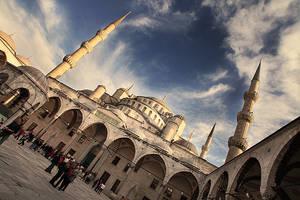 Sultanahmet Camii by slatkatajna