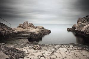 through stones and rocks.. by slatkatajna