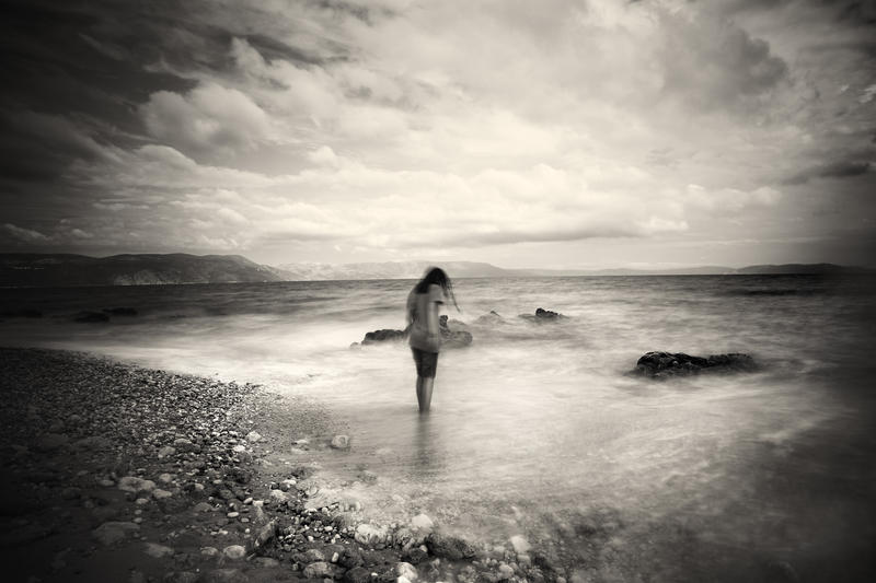 Alone by slatkatajna