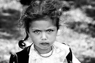 Girl by slatkatajna