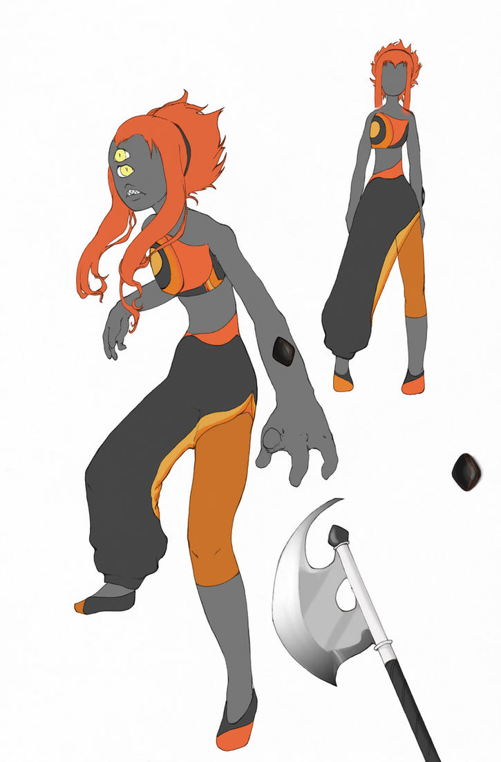 Onyx - Steven Universe by ToxieMoxie