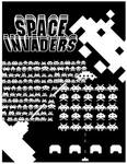 Arcade Posters- Space Invaders
