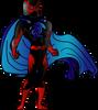 Unnamed Comic- Hero by Bobman32x