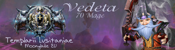 Vedeta Signature 1