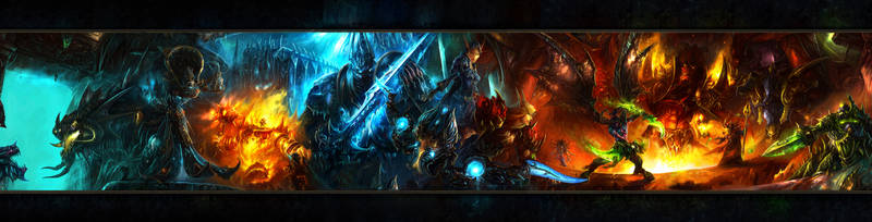 Epic WoW Wallpaper