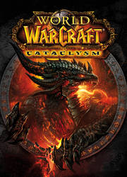WoW Cataclysm Box Art