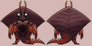 Insectoid Creature 3