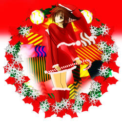 Christmas 2015 by nekoyatuneta