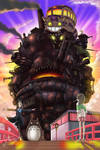 Ghosts Moving Castle