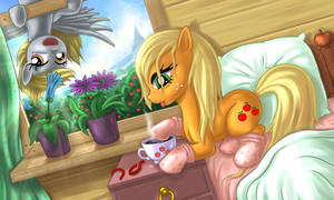 Good Morning Applejack