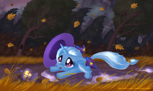 Young Trixie