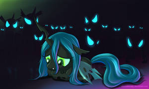 Little princess Chrysalis