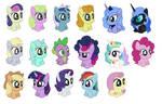 My Chibi Ponies