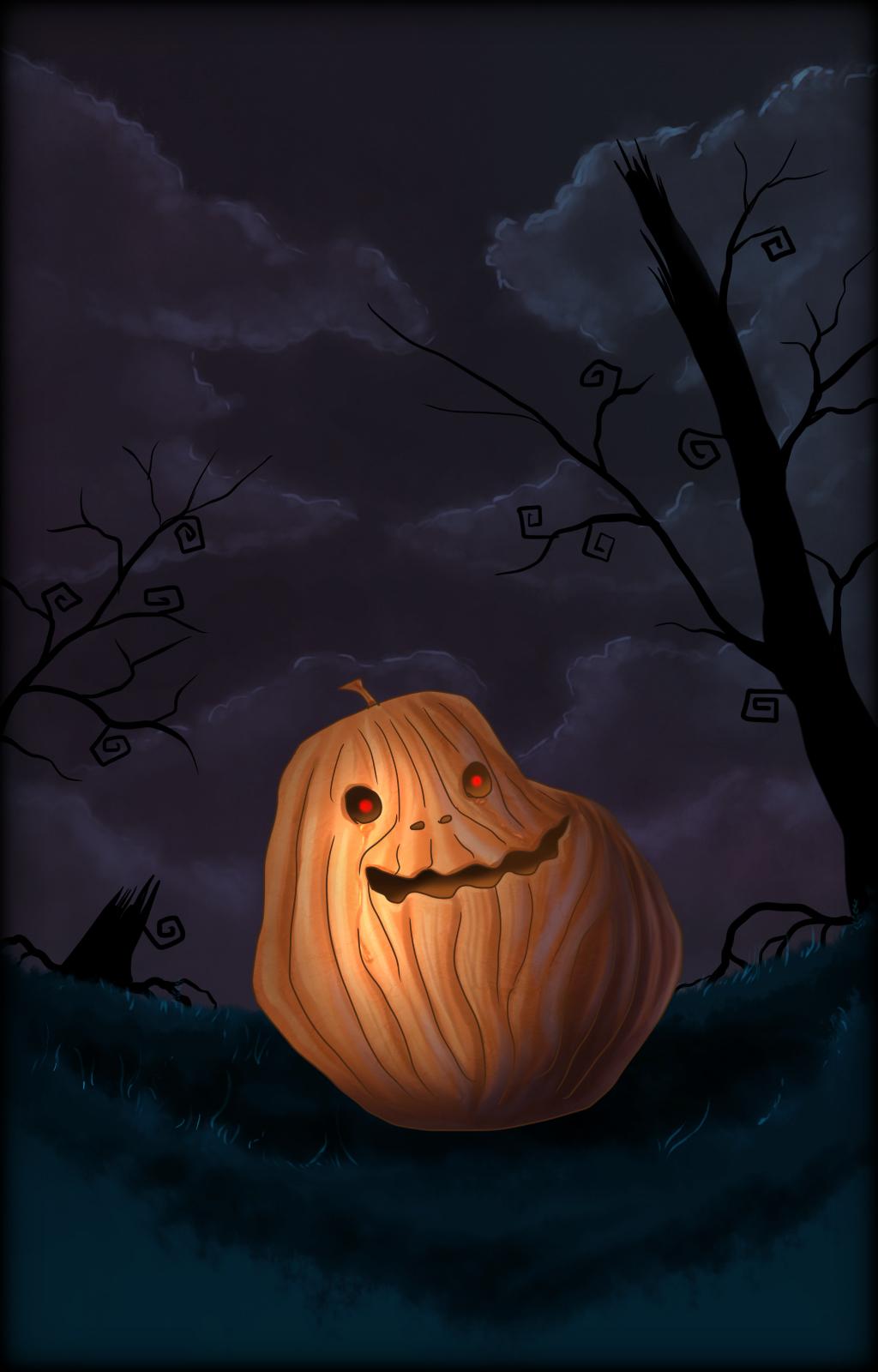 Forever Halloween by alexmakovsky