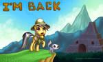 Daring Do is back