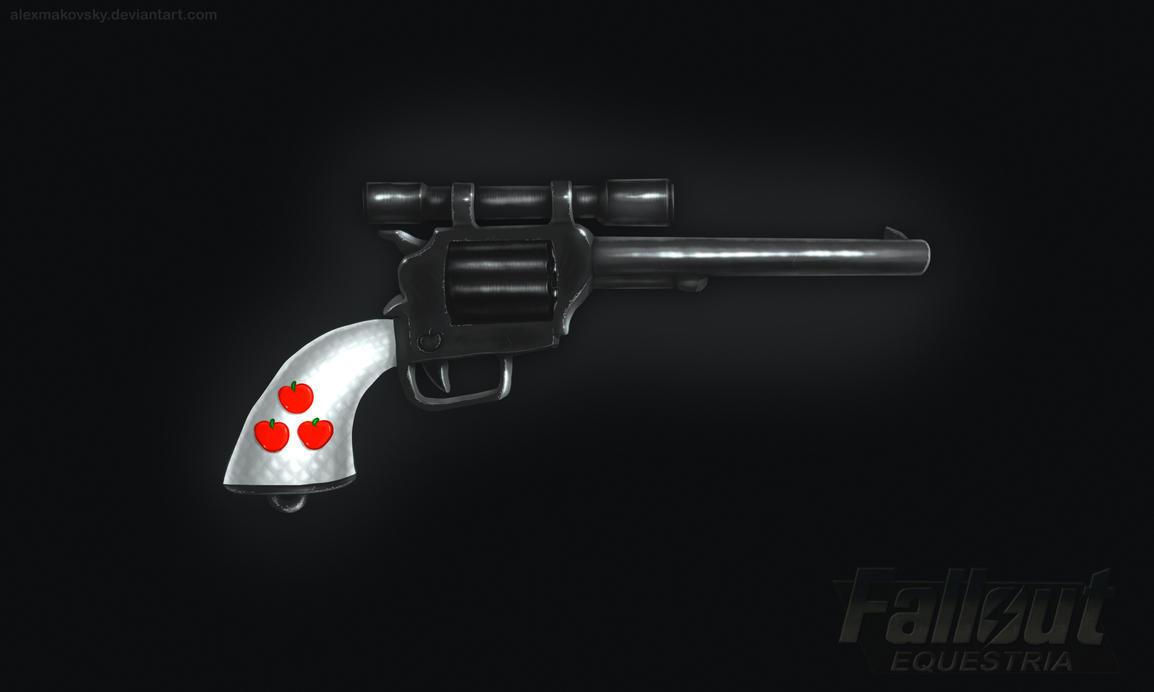 Little Pip Gun by alexmakovsky