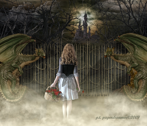 Begotten Fairytale by PaperDreamerArt
