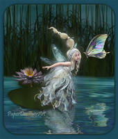 Fairy Dreamer's Pond by PaperDreamerArt