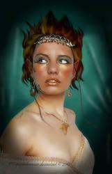 Elven Princess by PaperDreamerArt
