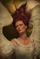 Vintage Angel by PaperDreamerArt