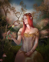 Ella of Titania by PaperDreamerArt