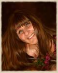 Karin - (aka sweediesart) by PaperDreamerArt