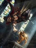 Thief by Bogdan-MRK