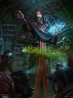 The Mad Preacher by Bogdan-MRK