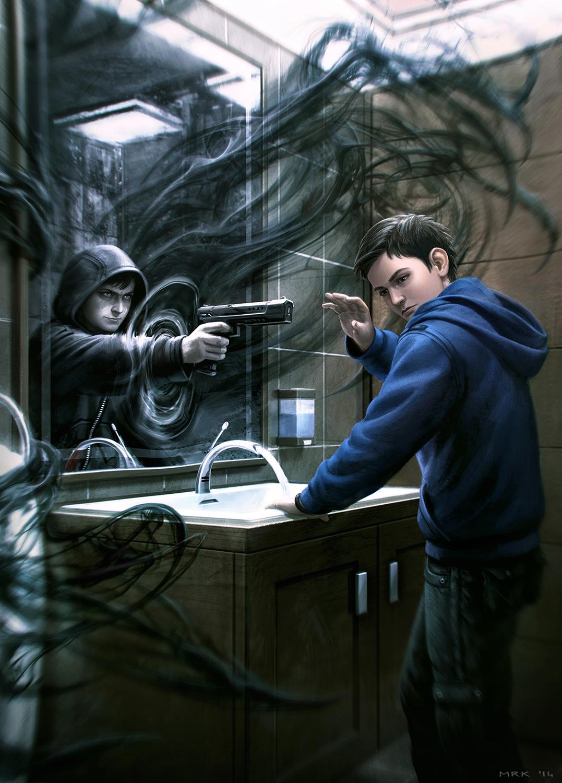 DELIRIUM - A Fantasy Short Movie by Bogdan-MRK