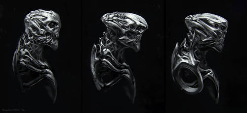 creatures profiles by Bogdan-MRK