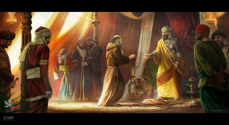Bogdan MRK The Sultan and the Saint