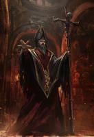 Undead Priest