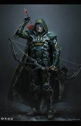 Green Arrow - Alt version by Bogdan-MRK