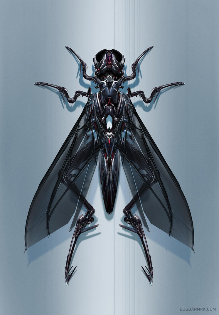Nano Fly by Bogdan-MRK
