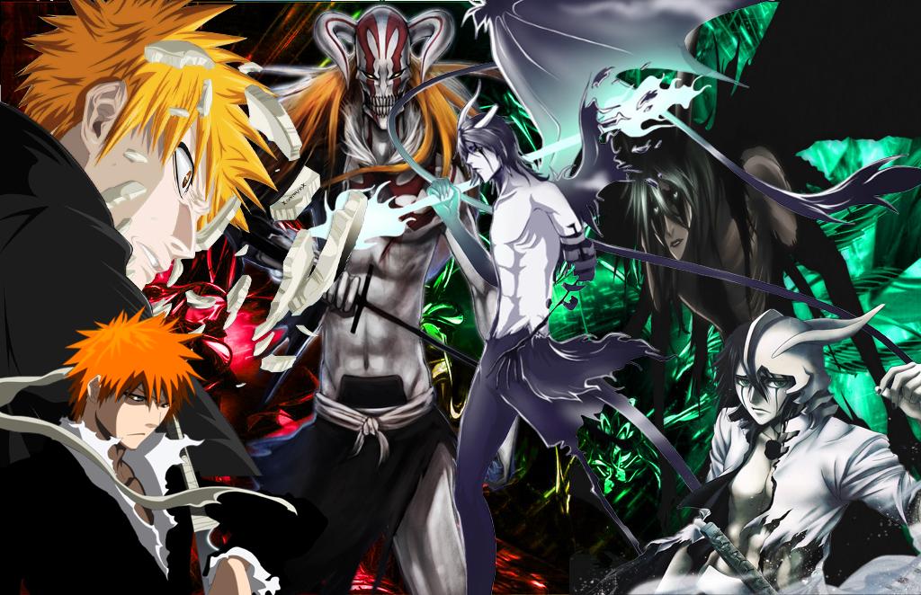 Bleach BG Ichigo Vs Ulquiorra By XshyartinX