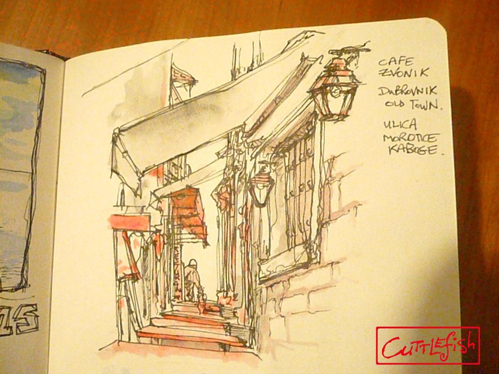 Dubrovnik Alley by m99art