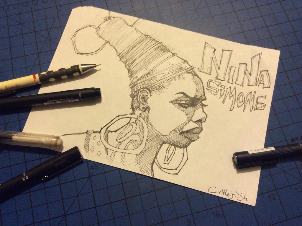 Nina by m99art