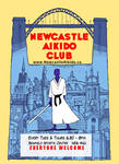 Newcastle Aikido Club New Poster