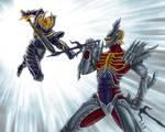 Garo VS Sonshi