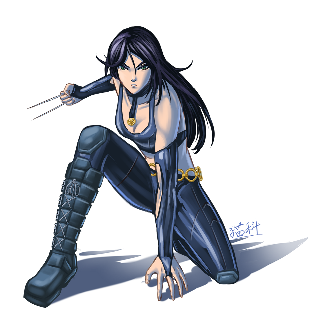 X-23-002 by gsd748 on DeviantArt X 23
