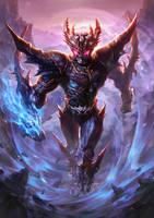 Kamenrider Kuuga ultimate form by gsd748