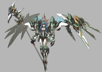 ROBOTGIRL by gsd748