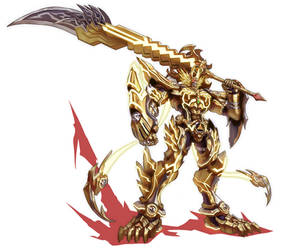 GOLDEN KNIGHT GARO (VANISHINGLINE)