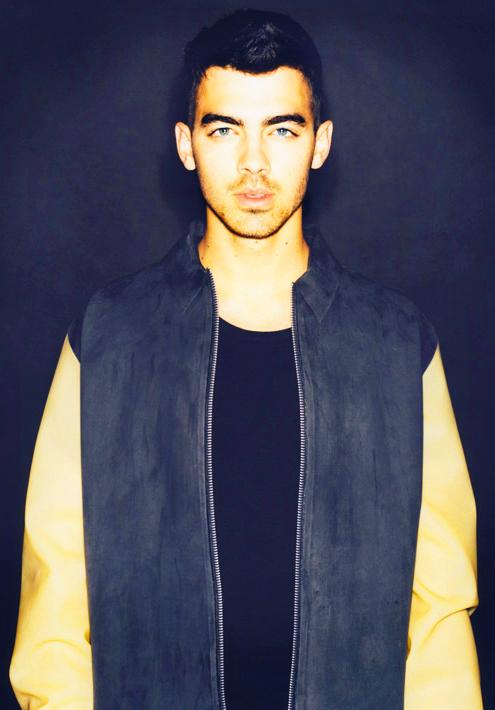 Joe Jonas Make Up by NataliaJonas
