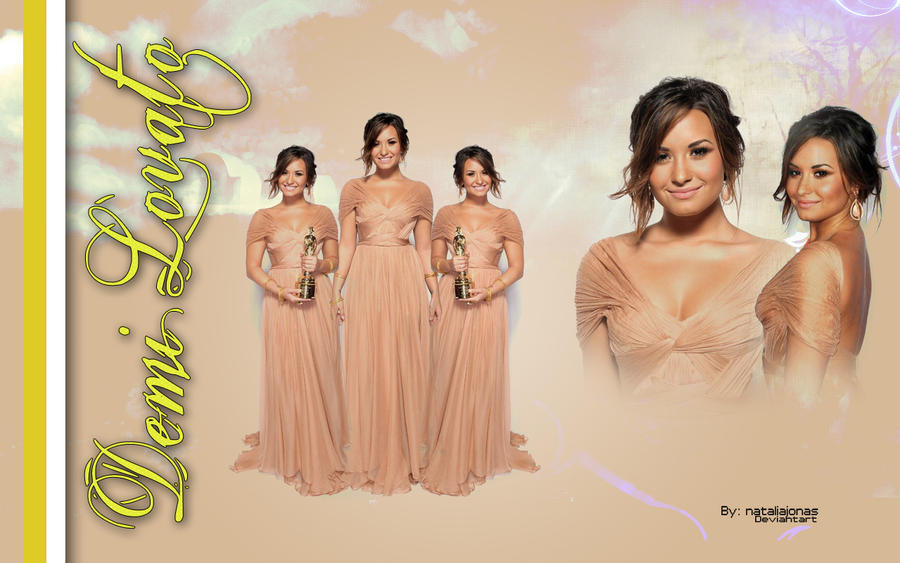 Wallpaper Demi Lovato by NataliaJonas
